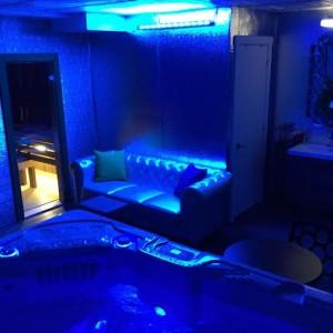 Spa privé intérieur